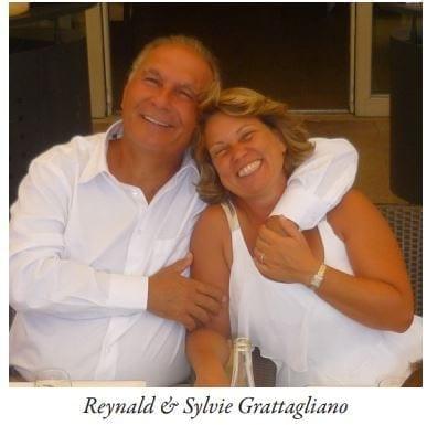 Reynald and Sylvie