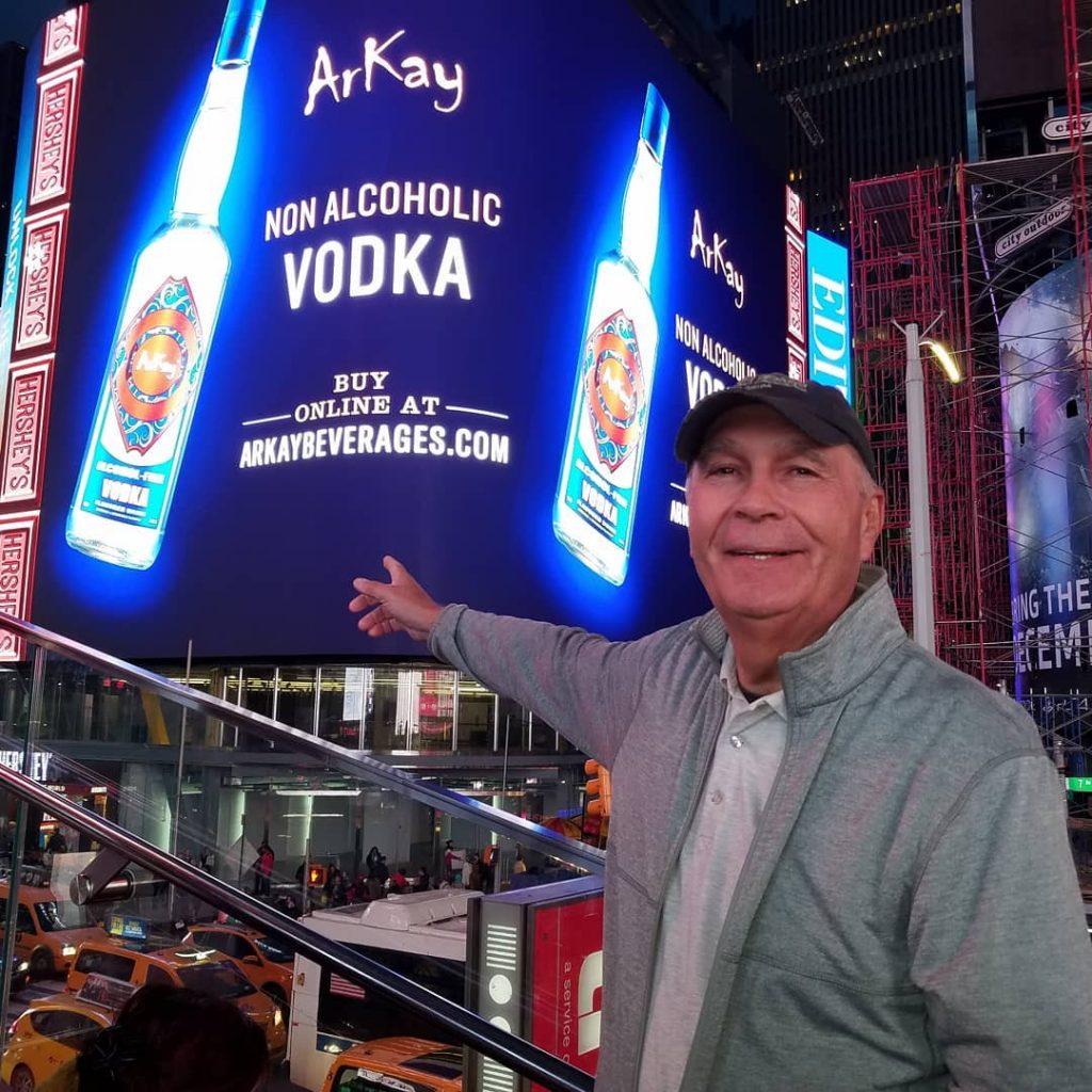reynald vodka